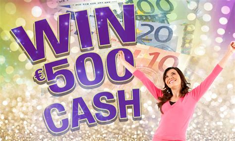 Win Money Ireland - free competitions for ireland from fpd ie