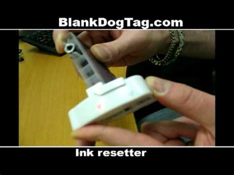Epson Chip Resetter Youtube | how to reset a epson ink cartridge epson c88 c 88 chip