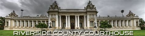 San Francisco County Court Records News Alert Correction No More Fast Track For Riverside
