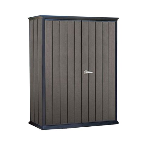 small outdoor storage closet outdoor storage sheds garages outdoor storage the