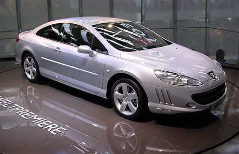 peugeot 407 coupe 2008 2015 peugeot 407 coupe pictures information and specs