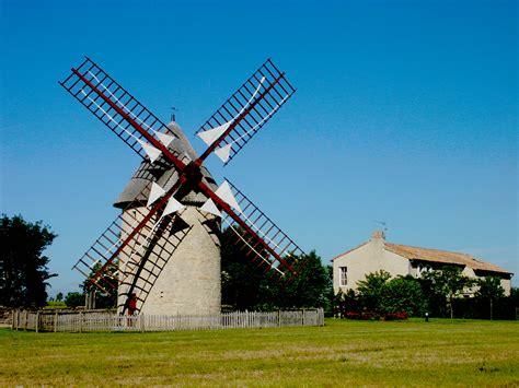 le moulin commune de villefagnan moulin 224 vent de villefagnan
