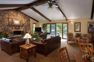 ranch style home interiors commercial interior decor custer state park ranch