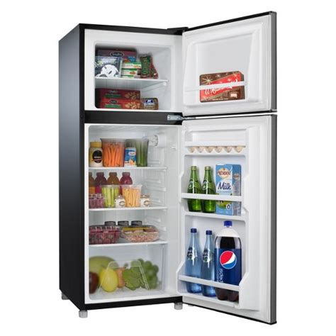 whirlpool 4 3 cu ft compact dorm room office rv bedroom whirlpool 4 6 cu ft compact refrigerator stainless
