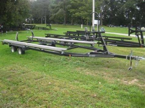 pontoon boat trailer iowa hoosier trailer boats for sale
