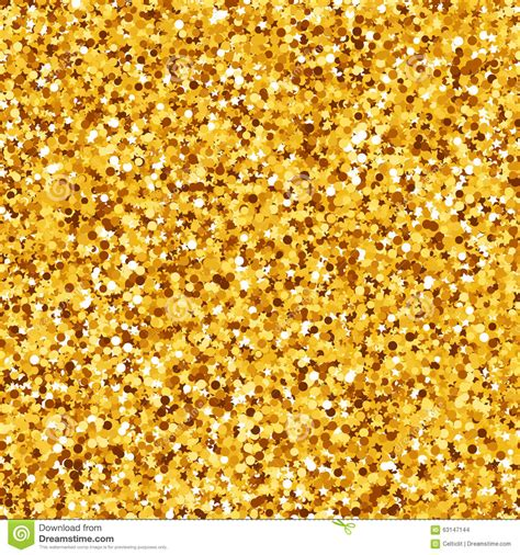 gold glitter seamless pattern stock vector image 63147144
