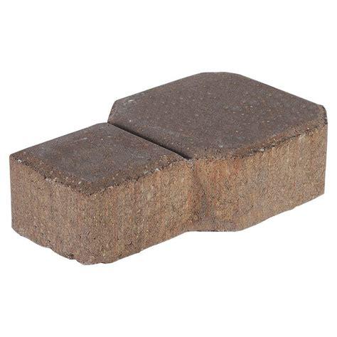 Interlocking Concrete Blocks Home Depot Pavestone 18 In X 18 In Yorkstone Concrete Paver