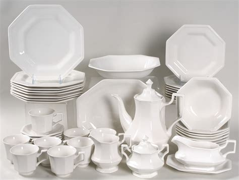 white pattern dinnerware heritage white by johnson brothers at replacements ltd