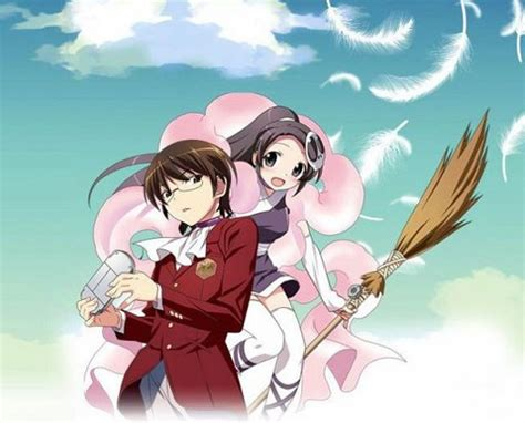 the world only god knows can a dating sim addict save the world god only knows