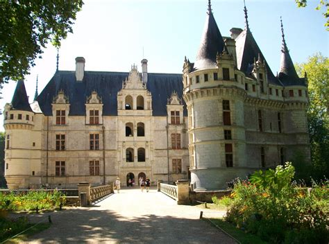 Azay Le Rideau by Ch 226 Teau D Azay Le Rideau David World