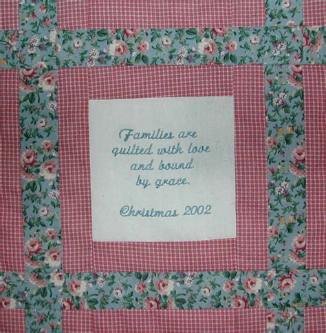 Quotes For Quilts by Memory Quilt Quotes Quotesgram