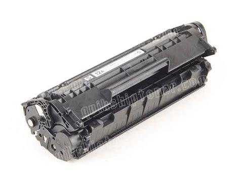 Toner Laserjet 1022n hp laserjet 1022 1022n 1022nw micr toner cartridge 2000pages