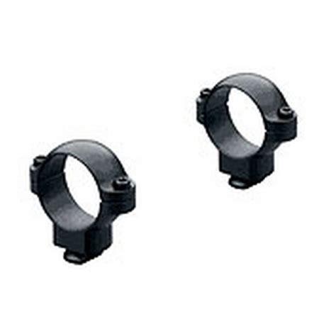 leupold dual dovetail 30mm rings high silver ebay