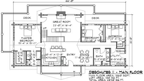 one story log home floor plans 2 story log cabin floor plans 2 story log home plans log