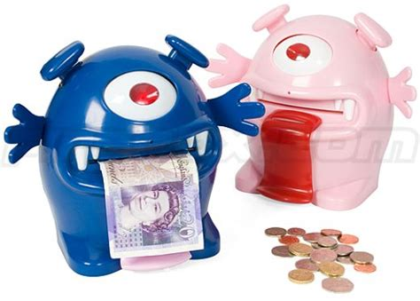 münster sparda bank piggy banks eat your money for lunch technabob