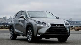 Lexus Nx Mpg 2016 Lexus Nx 200t Review Price Specs Msrp Mpg
