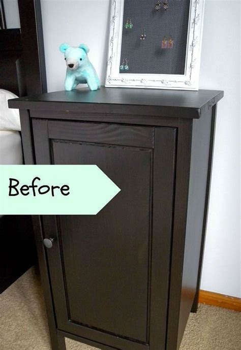 an ikea hack hometalk ikea hack customize a hemnes nightstand with reclaimed