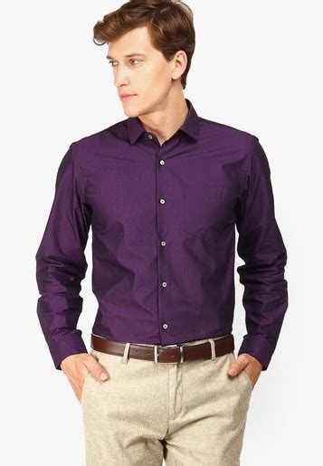 what color shirt with brown which color of looks with a purple shirt quora