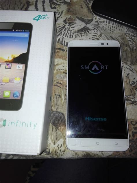 Hisense F20 8gb Black cell phones smartphones hisense infinity f20 was sold