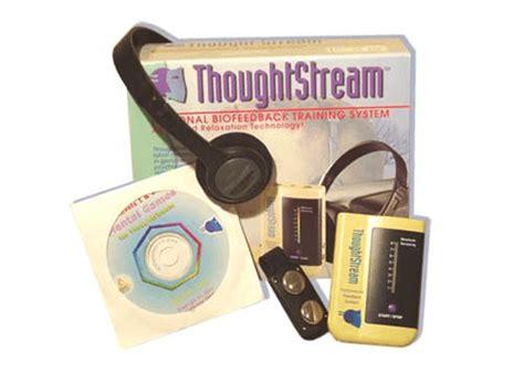 thoughtstream biofeedback machine mindgadgets