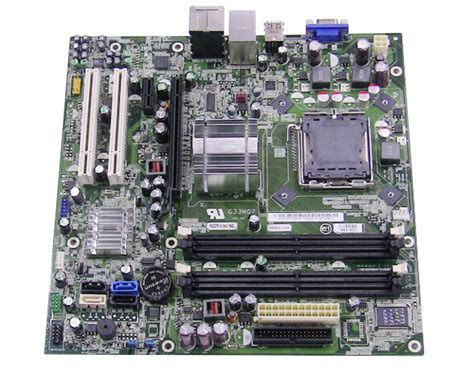 For Dell Inspiron 530 530s Desktop Motherboard System