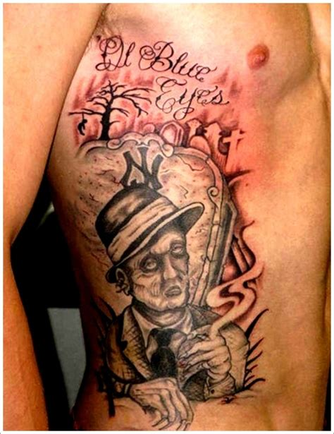creepy tattoo designs 20 scary designs amazing ideas