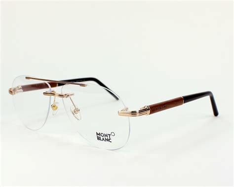 lunettes de vue mont blanc mb446 v 028 58 visionet