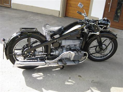 Oldtimer Motorrad Zündapp Ks 600 by A Z 252 Ndapp K800