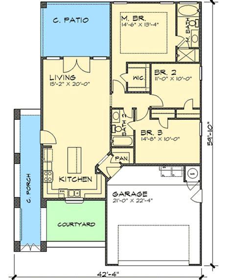 plans economical floor plans economical mediterrean home plan 36809jg architectural