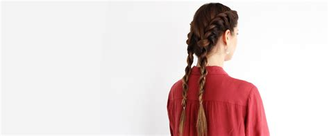 These Trends Twisted My by These Twisted Pigtails Are As Easy As They Are Adorable