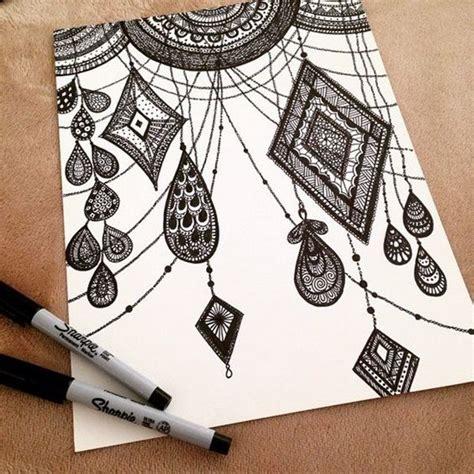 Easy To Draw Chandelier The 25 Best Doodle Art Ideas On Pinterest Zen Doodle