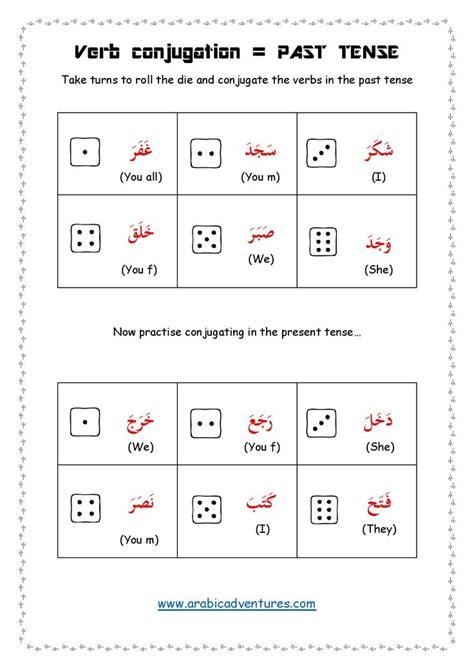 past tense of the word pattern best 25 arabic verbs ideas on pinterest arabic language