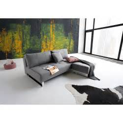Innovation Living Sofa Bed Supremax Deluxe Excess Fabric Sleeper Sofa Bed Queen