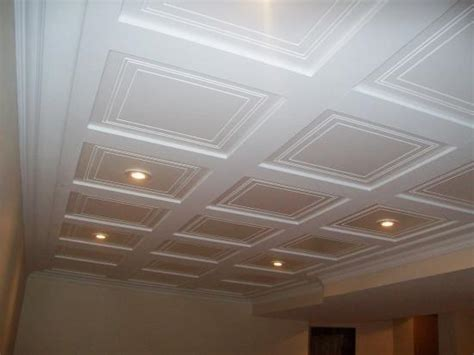 basement drop ceiling tiles new basement ceiling doityourself