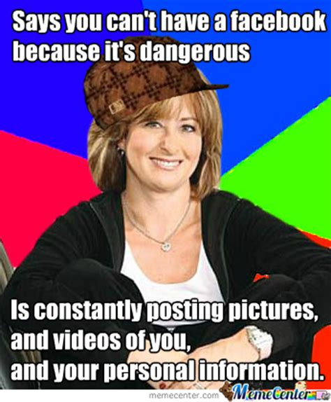 Scumbag Mom Meme - scumbag mom by scaerion meme center