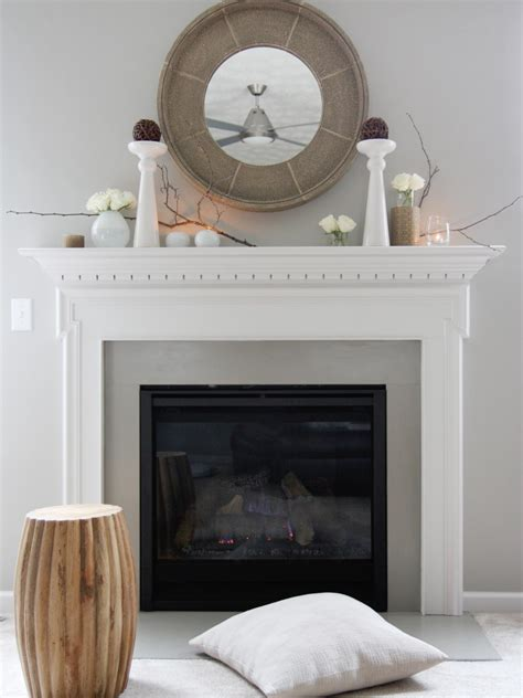 15 ideas for decorating your mantel year round hgtv s
