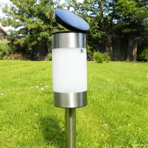 Outdoor Lighting Glamorous Solar Powered Garden Lights Brightest Solar Light