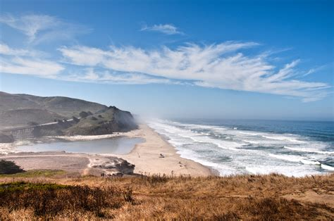 Small Towns Usa File San Gregorio State Beach Jpg Wikimedia Commons