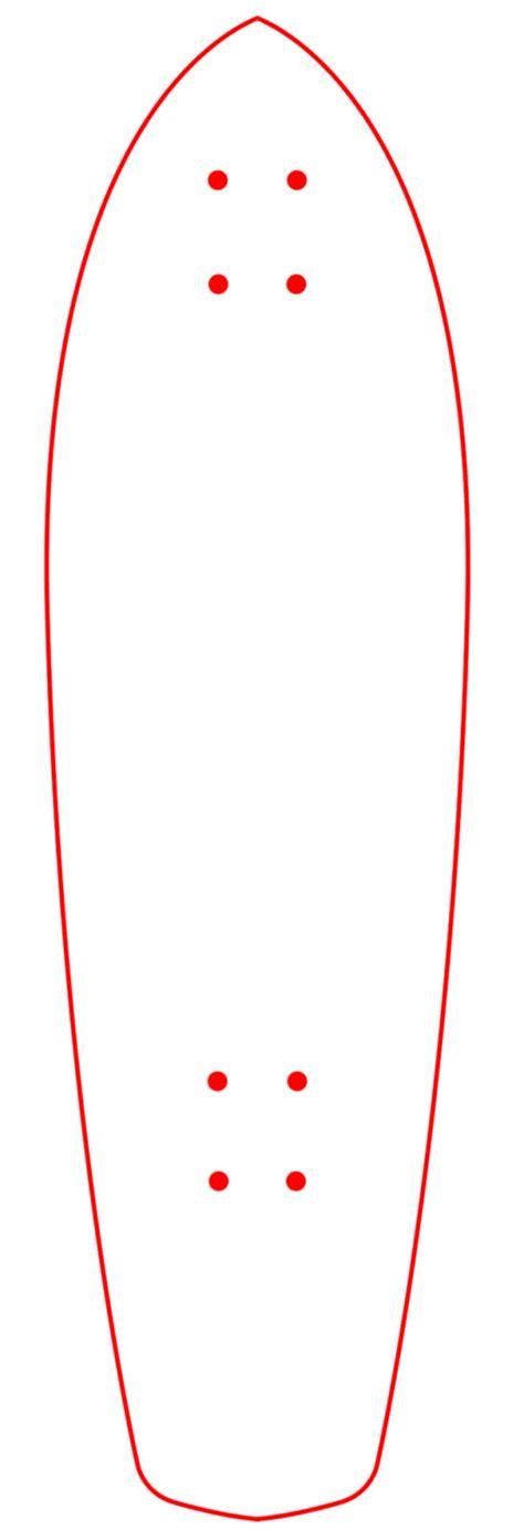 liv og din glede longboard design template