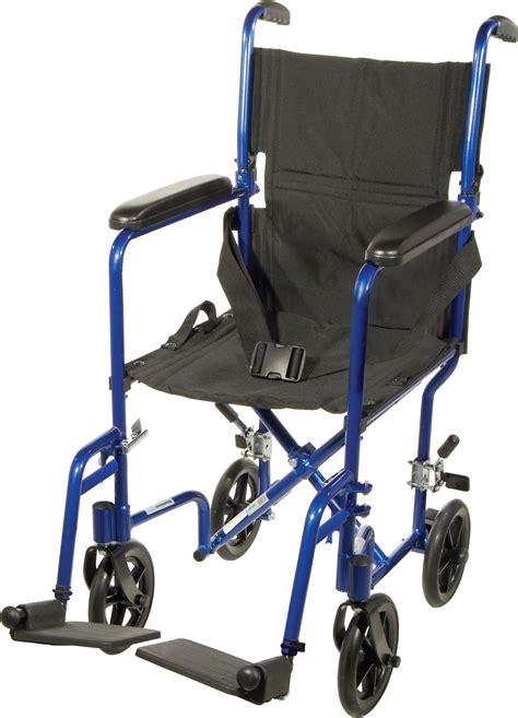 Transfer Chair by Lightweight Transport Wheelchair Drive