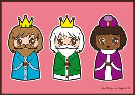 imagenes de los reyes magos kawaii kawaii magi the three wise men by martagd on deviantart