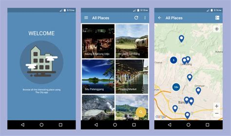 app layout map 7 android templates to inspire your next project