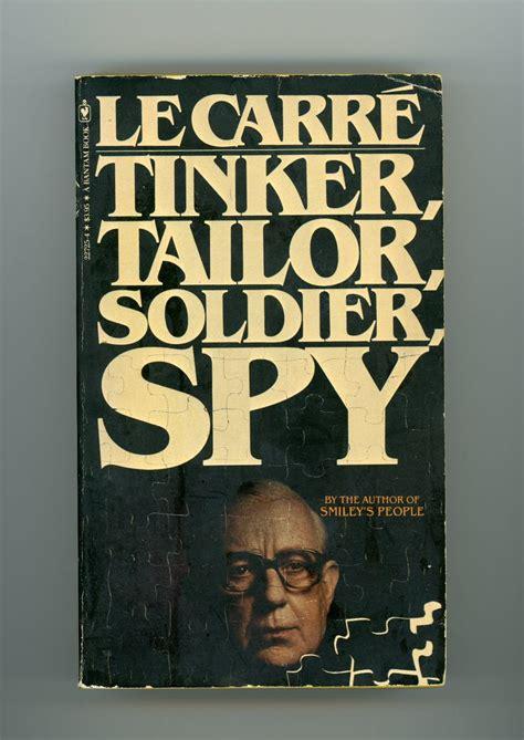 tinker tailor soldier spy john le carr 233 book cover bantam john le carre book