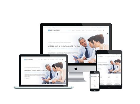 at company business company joomla template themes