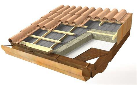 pavimento ventilato tetto in legno ventilato tetti e solai tetto
