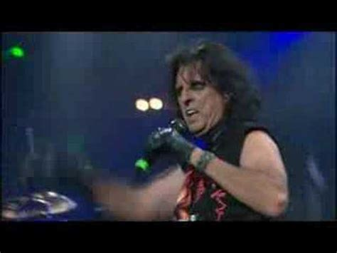 alice cooper poison alice cooper poison from quot live at montreux quot youtube