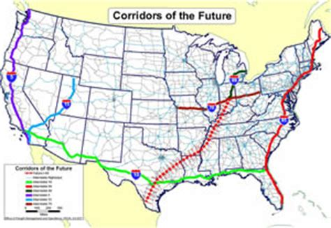i 69 texas corridor map www peaktraffic org corridors of the future