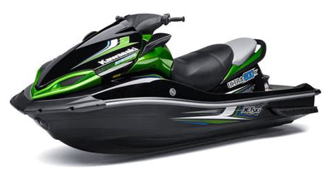 Review 2013 Kawasaki Jetski Ultra Personal Watercraft Pictures Personal Watercraft 2013 Kawasaki Jet Ski Ultra 300x Green Front