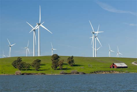 wind generators for electrical power are simple to produce