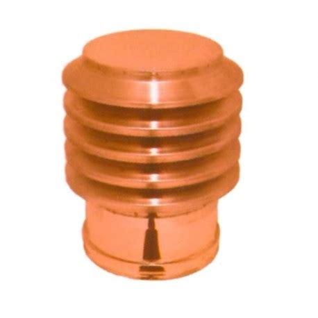 camini doppia parete canna fumaria cappello ad anelli iso25 doppia parete